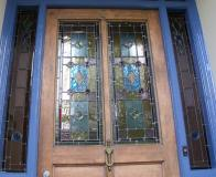 Front Door Panels and Side Windows - Repair and Rennovation